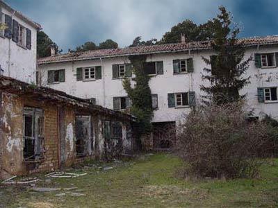 Sanatorio Antituberculoso de Agramonte - Tarazona de Aragón Agramonte